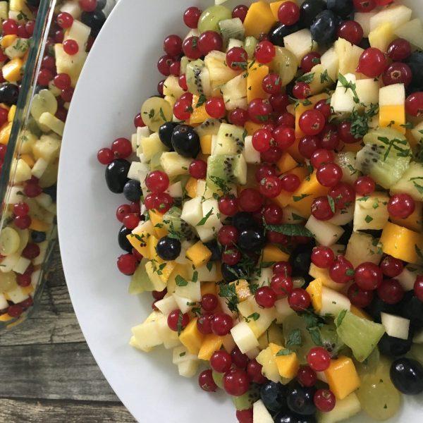 Verse fruitsalade